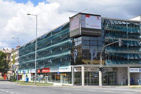 Rychtářka multi-storey car park